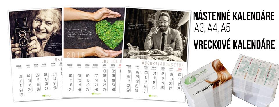 Kalendáre 2016