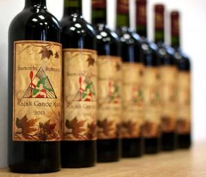 Vínové etikety